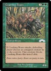 Crashing Boars (U)