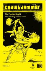 "#3 ""Advanced DCC Psionics, The Psychic Knight Class, Red Planet Rendezvous Adventure"""