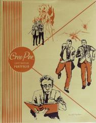 Cree-Pee Lovecraftian Portfolio