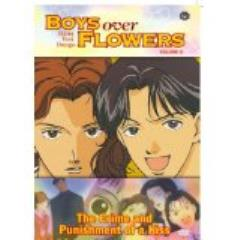 Boys Over Flowers, #6 - The Crime and Punishment of a Kiss