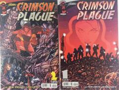 Crimson Plague 2-Pack - 2 Issues!
