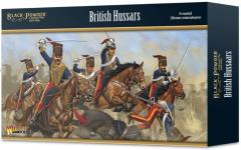 British Hussars
