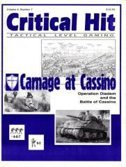 "Vol. 6, #1 ""Carnage at Cassino"""