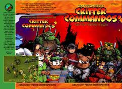 Critter Commandos (3rd Edition)