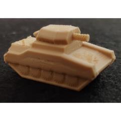 UK Crusader Tank