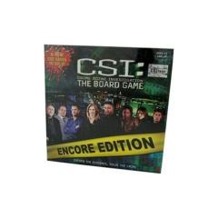 CSI - Crime Scene Investigation (Encore Edition)