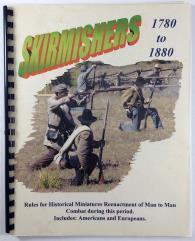 Skirmishers - 1780 to 1880
