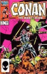 Conan the Barbarian Collection - Issues #191 - 196!