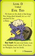 Munchkin Cthulhu - Evil Ted