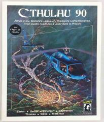 Cthulhu 90 (French Edition)