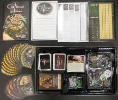 Cutthroat Caverns Complete Series Collection - Base Game + 4 Expansions!