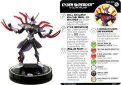 Cyber Shredder #TP17-001