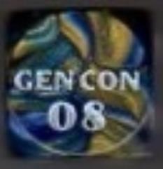 Gen Con 2008 Promo Die