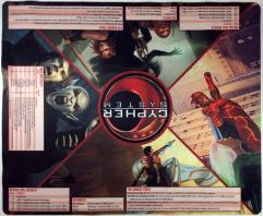 Cypher System Playmat