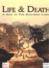 Life and Death - A Saga of the Shattered Lands (Expanded Edition)