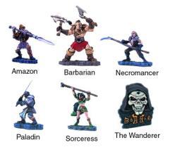 Diablo II - Heroes