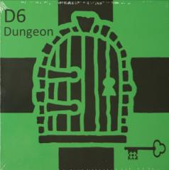 Dungeon Waffle - Green