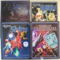 D6 Space Collection - 4 Books!