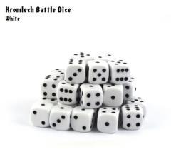 d6 White w/Black (35)