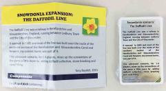 Snowdonia - The Daffodil Line