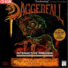 Elder Scrolls, The #2 - Daggerfall (Interactive Preview)
