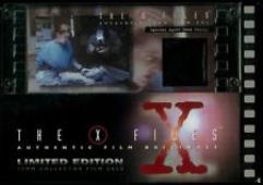 X-Files Limited Edition Collector Film Cel - Special Agent Dana Scully