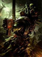 Codex Dark Angels (6th Edition, Limited Edition)