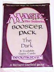 Dark, The - Booster Pack