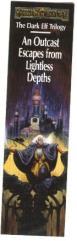 Bookmark - Dark Elf Trilogy