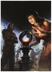 Dark Eye Core Rulebook Promo Poster