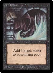 Dark Ritual (C)
