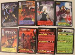 Dark Watch Promo Cards