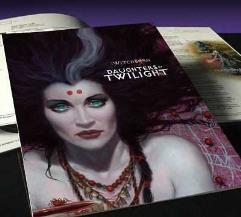 Daughters of Twilight Book