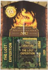 #14 - The Lost Expedition Promo - The Creature