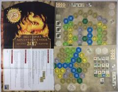 #25 Christmas Day - The Castles of Burgundy Promo - Map Extension