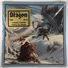 1982 Days of the the Dragon Calendar