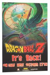 DBZ CCG Promo Poster