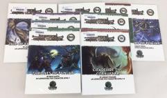 Dungeon Crawl Classics 4e Adventure Collection - 9 Modules!