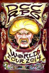 Poster - Dungeon Crawl Classics Worlds Tour 2014