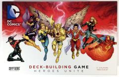 DC Comics Deck-Buidling Game 2-Pack - Base Game + Heroes Unite!