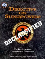 Directive on Superpowers