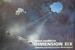 Direct Conflict in Dimension Six