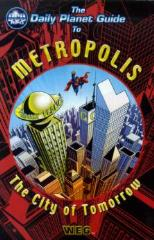Daily Planet Guide to Metropolis, The