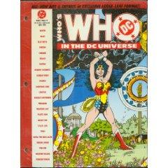 Who's Who in the DC Universe #4