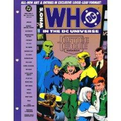 Who's Who in the DC Universe #7