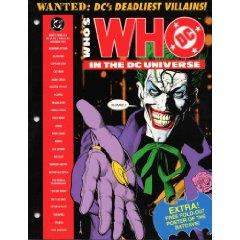 Who's Who in the DC Universe #13