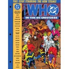 Who's Who in the DC Universe #14
