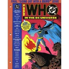 Who's Who in the DC Universe #16