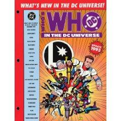 Who's Who in the DC Universe - 1993 Update