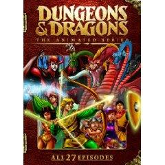 Dungeons & Dragons Cartoon - The Animated Series